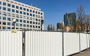 ogrodzenia tymczasowe na budowę 300 - Ogrodzenia pełne SMART