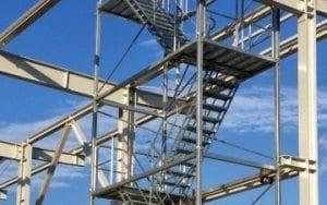 Klatki schodowe na budowę