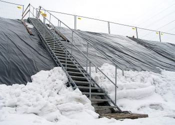 schody tymczasowe na budowę