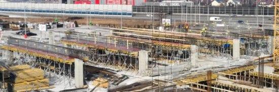 zabezpieczenia na krawędziach budowli