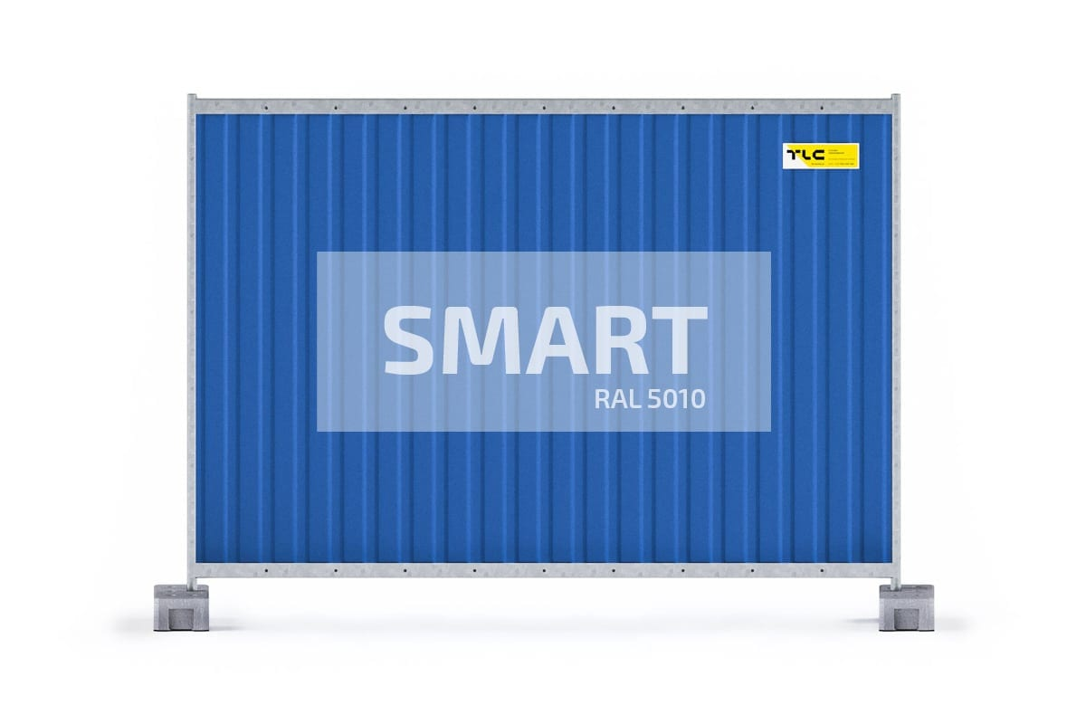 Panel SMART niebieski RAL 5010