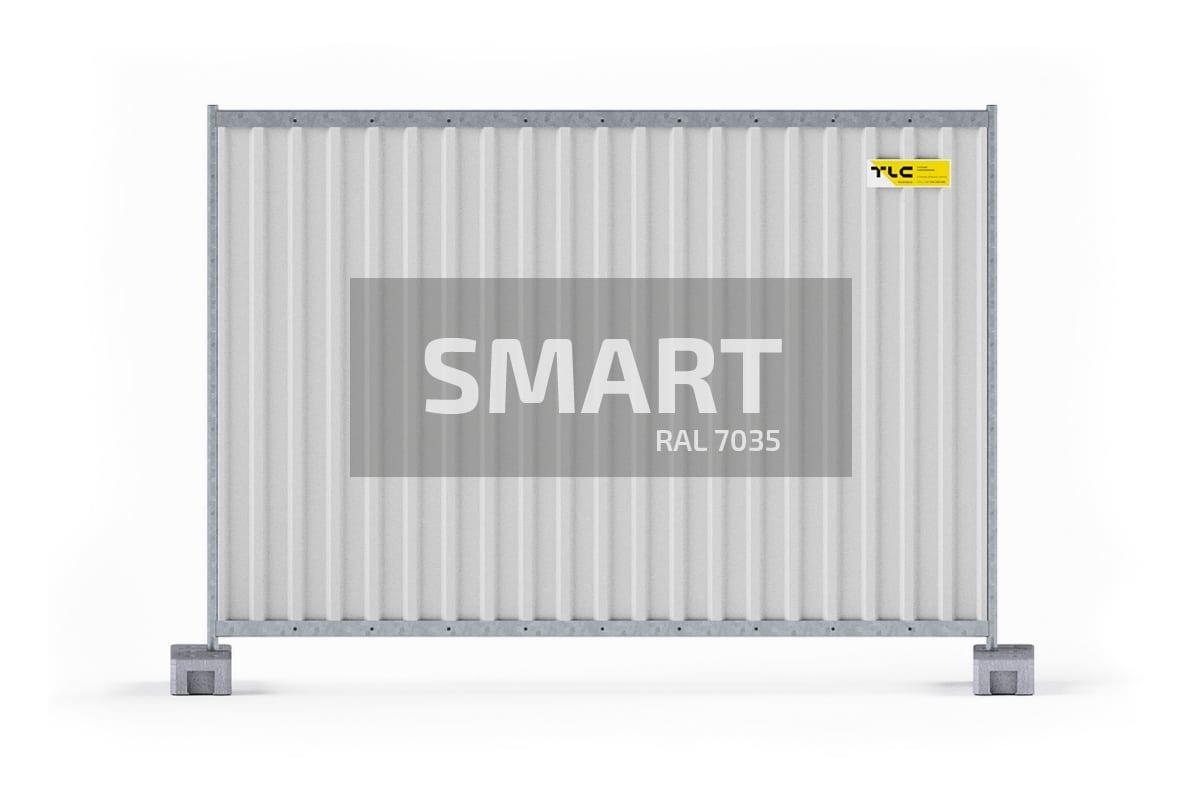 Panel SMART szary RAL 7035