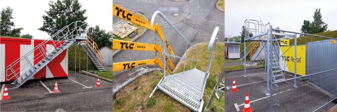 TLC Rental baner strabag
