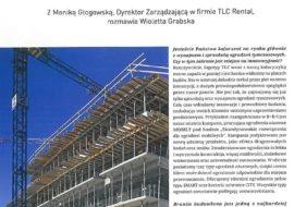 TLC Rental wywiad Inynier Budownictwa
