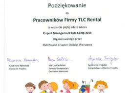 Wolontariat pracowniczy PMI Kids Camp