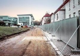 Ogrodzenia budowlane Gdańsk