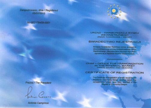 Certyfikaty TLC