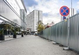 tlc rental ogrodzenia smart HOTEL SILESIA