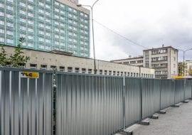 Ogrodzenia budowlane Kraków