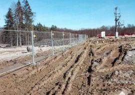 Tlc rental ogrodzenia tymczasowe mobilt gdańsk