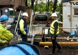Bezpieczeństwo na budowie