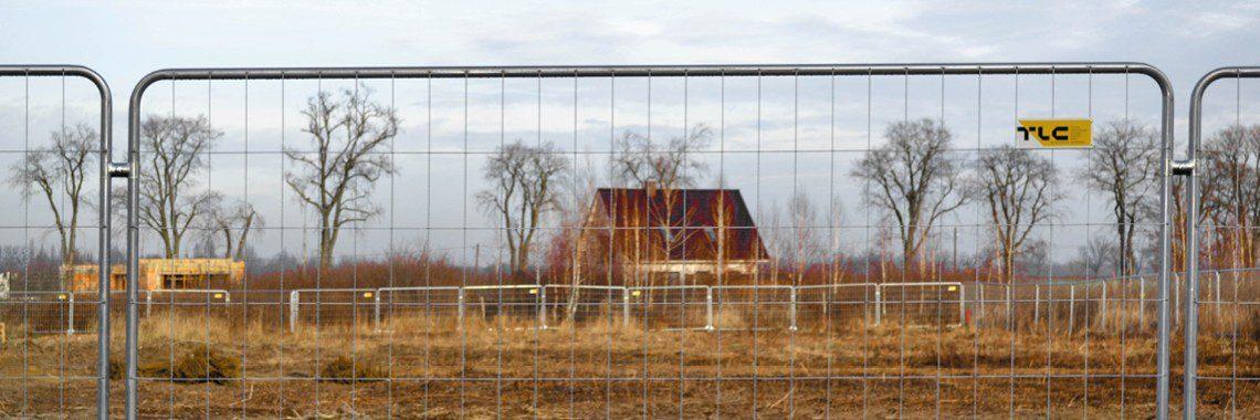 Ogrodzenia budowlane ażurowe