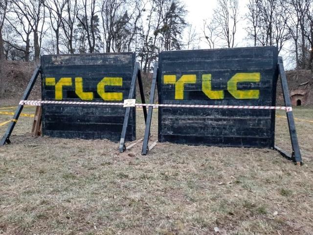 Bariery tymczasowe Runmageddon Warszawa