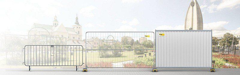 Ogrodzenia budowlane Rzeszów